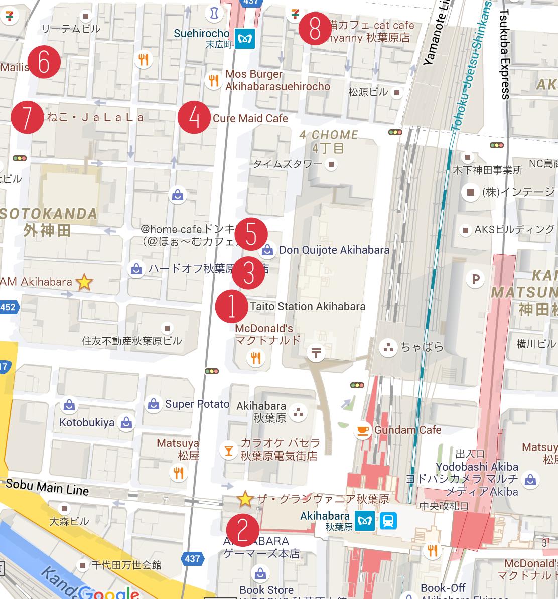 akihabara-map