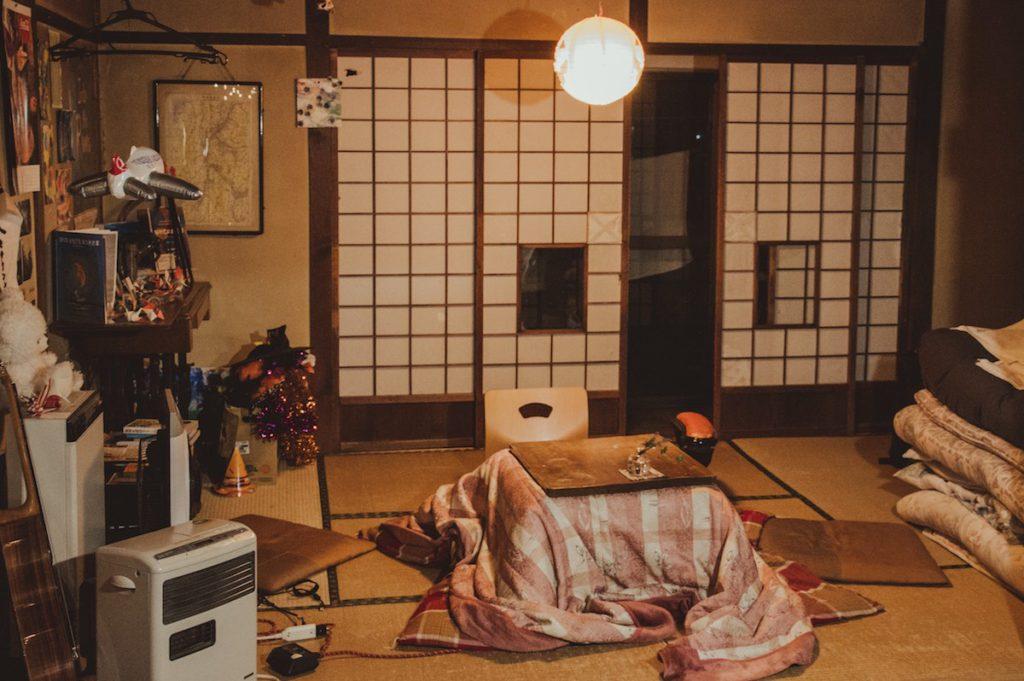 kotatsu japonia zima